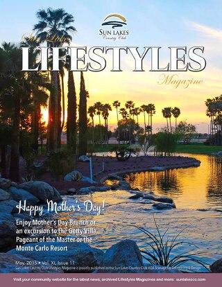 Sun Lakes Lifestyles May 2015
