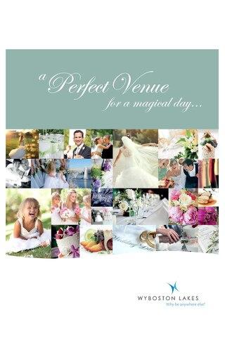 Your Wyboston Lakes Wedding Brochure
