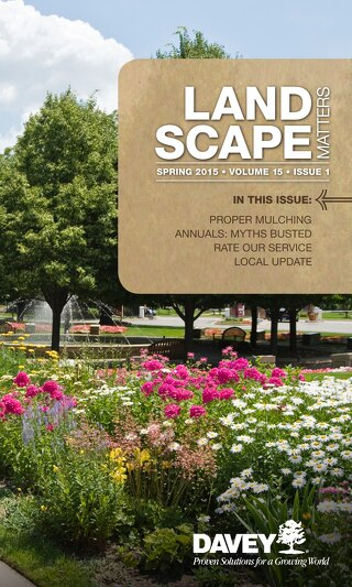 Landscape Matters: Spring 2015 Issue