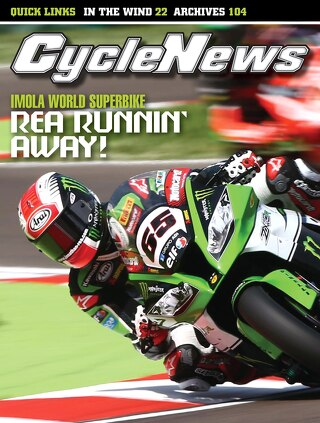 Cycle News 2015 Issue 19 May 12