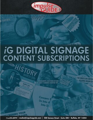 iG Content Subscriptions