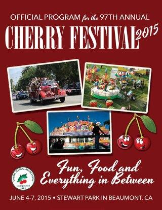 Cherry Festival Program 2015