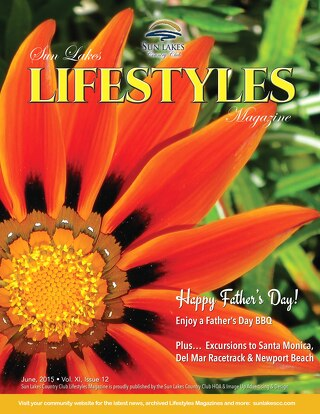 Sun Lakes Lifestyles June 2015