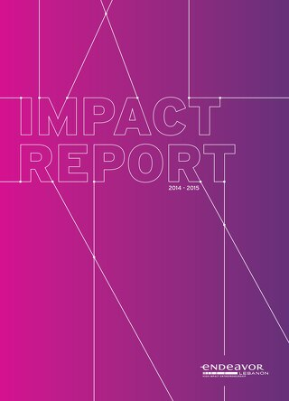 Endeavor Lebanon Impact Report (2014–2015)