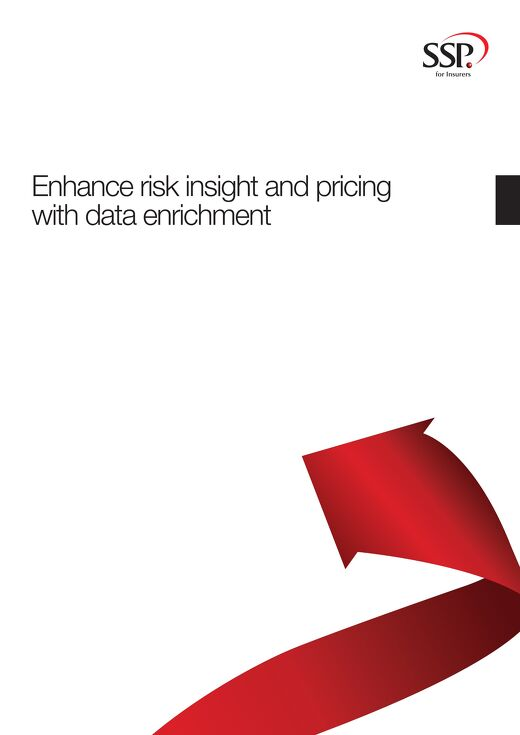 Enhance risk and pricing with data enrichment
