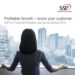 SSP for FAs Profitable Growth