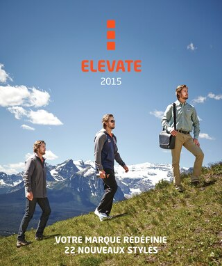 2015 Fall Elevate Catalogue - French