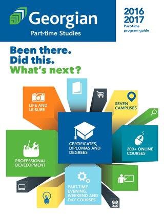2016/2017 Part-time Studies Guide - June 2016