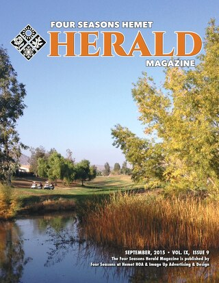 Four Seasons Hemet Herald Sept. 2015