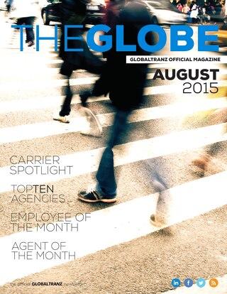 2015 August Globe