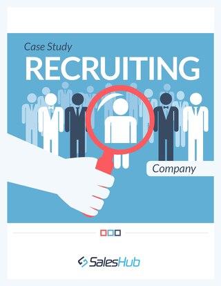Recruiting Company Case Study