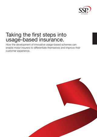 Taking the first steps into usage-based insurance — Asia Pacific