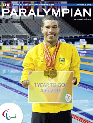 The Paralympian Issue No. 2 | 2015