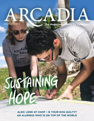 Arcadia Magazine Spring-Summer 2015