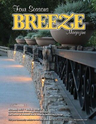 Four Seasons Beaumont Breeze Oct. 2015