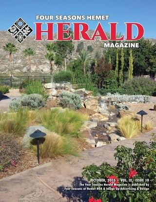 Four Seasons Hemet Herald Oct. 2015