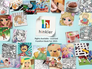 Frankfurt Book Fair 2015_Licensed titles
