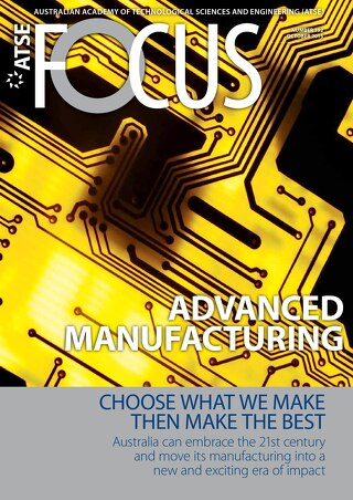 Focus 192: Advanced Manufacturing: Choose what we make then make the best