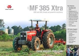 MF 385 Xtra - EN