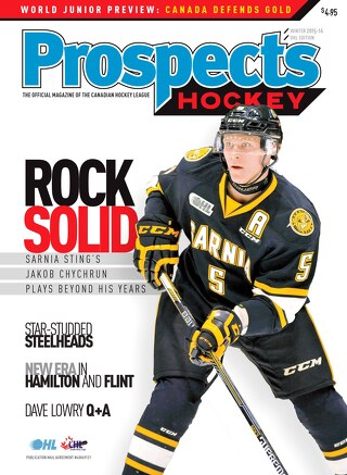 Prospects Hockey Winter 2015 OHL
