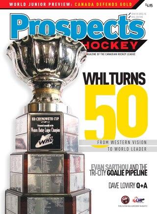 Prospects Hockey Winter 2015 WHL