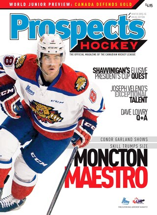 Prospects Hockey Winter 2015 QMJHL