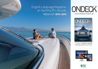 SKIPPER ONDECK - MEDIA KIT 2015-16