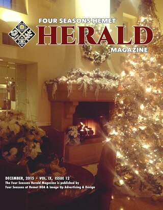 Four Seasons Hemet Herald Dec. 2015