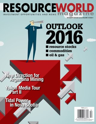 Resource World - Dec-Jan 2016 - Vol 14 Iss 1