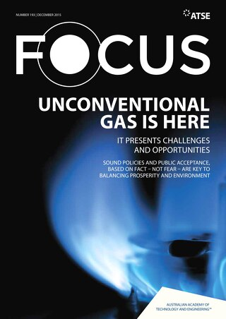 Focus 193: Unconventional gas is here - it presents challenges and opportunities