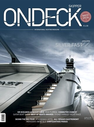 Skipper ONDECK | Issue 040 Winter Special