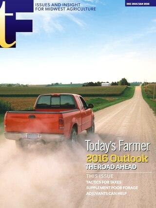 Dec2015/Jan2016 Today's Farmer Magazine