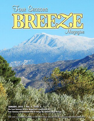 Four Seasons Beaumont Breeze January 2016