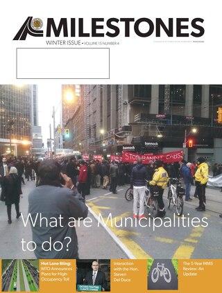 Milestones - Winter Issue Online Version