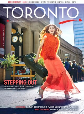 Toronto Magazine 2016