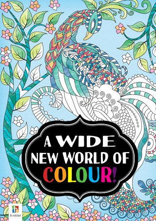 Colouring Books Brochure 2016