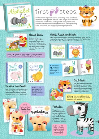 First Steps Brochure