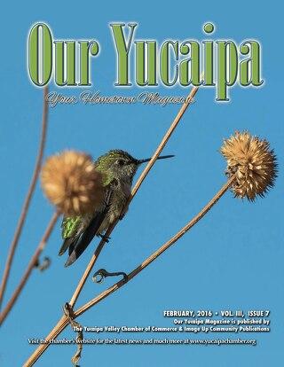 Our Yucaipa February 2016