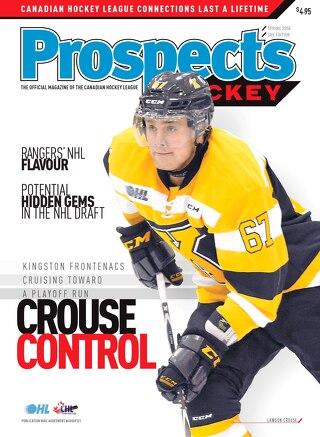 Prospects Hockey Spring 2016 OHL