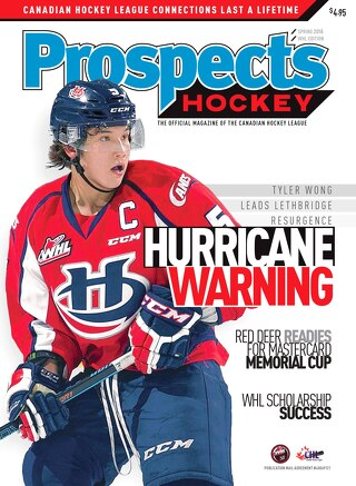 Prospects Hockey Spring 2016 WHL