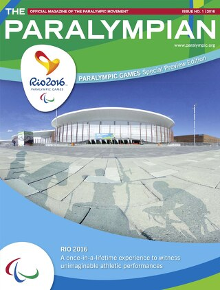 The Paralympian Issue No. 1 | 2016
