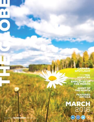2016 March Globe