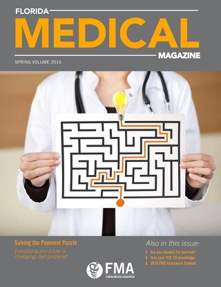 Florida Medical Magazine Spring 2016