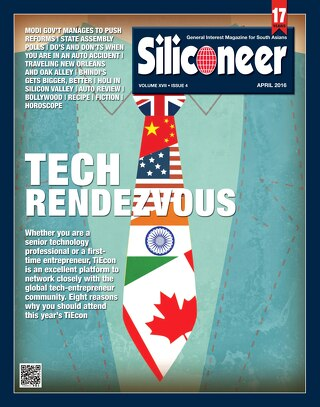 Siliconeer | April 2016