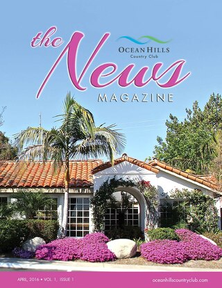 The News Magazine at Ocean Hills April 2016