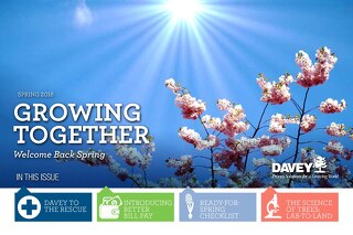 Growing Together: Spring 16 Issue