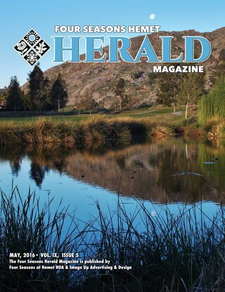 Hemet Herald May 2016
