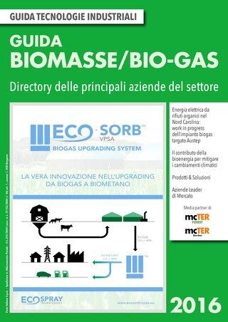 GUIDA BIOMASSE-BIO-GAS 2016