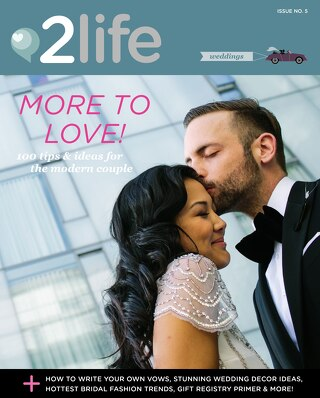 2life Weddings Issue 5