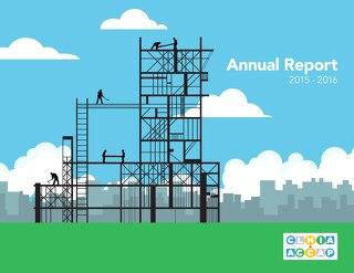 CLHIA 2015-16 Annual Report